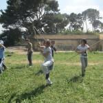 Taekwondo Stage
