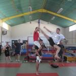 Taekwondo Séb