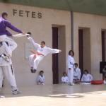 Taekwondo Démo