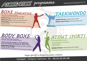 Programme Rentrée 2013…